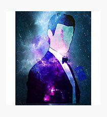 Doctor Who - Matt Smith Photographic Print