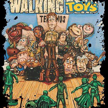 Walking Toys by eddiehollomon