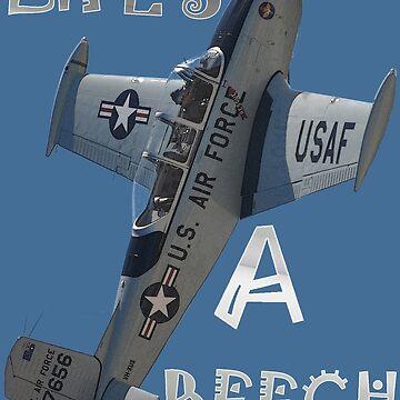 Life's A Beech - Beechcraft Mentor VH-XUS by muz2142