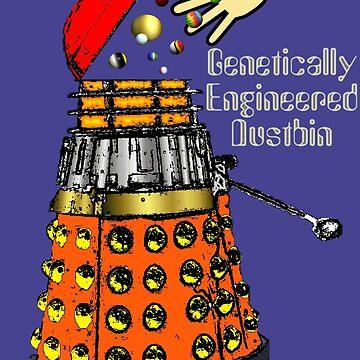 Genetically Engineered Dustbin Design by muz2142