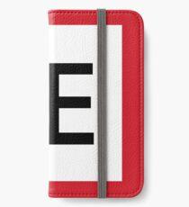 JE / 京葉線-Keiyo Line- iPhone Wallet/Case/Skin