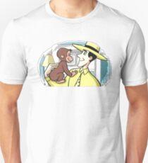 Curious George & MWTYH Unisex T-Shirt