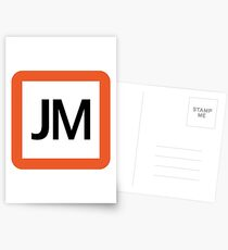 JM / 武蔵野線-Musashino Line- Postcards