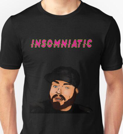 Insomniatic Face Official Design T-Shirt