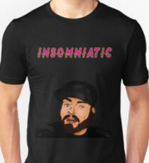 Insomniatic Face Official Design Unisex T-Shirt