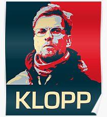 #Klopp Poster