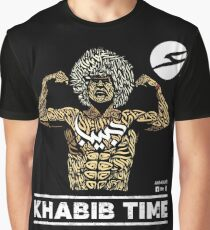 Khabib Time - Original by Ammaart Graphic T-Shirt