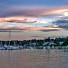 Safe Harbour - Newport Marina - The HDR Experience by Philip Johnson
