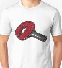 Camiseta ajustada Ping Pong Paddle Hole