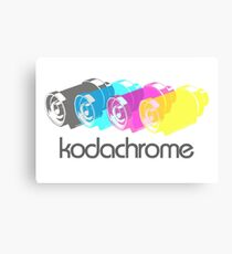 kodachrome Canvas Print