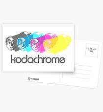 kodachrome Postcards