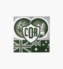 1940s Aussie Fuel COR BP  Art Board