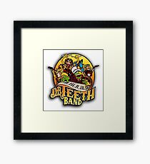 Dr Teeth and the Electric Mayhem  - The Muppets TV  Framed Print