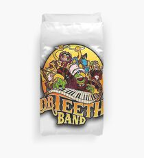 Dr Teeth and the Electric Mayhem  - The Muppets TV  Duvet Cover