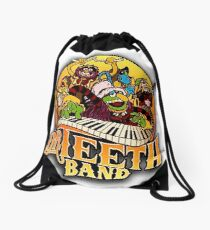 Dr Teeth and the Electric Mayhem  - The Muppets TV  Drawstring Bag