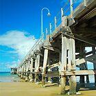 Coffs Harbour Jetty by Penny Smith