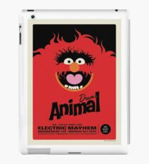 The Muppets - Animal iPad Case/Skin