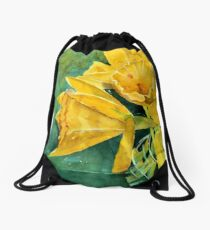The BubbleJar Drawstring Bag