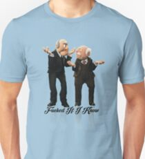 The Muppets - Stalter and Waldorf Unisex T-Shirt
