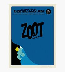 The Muppets - Zoot Photographic Print