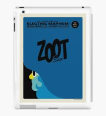 The Muppets - Zoot iPad Case/Skin