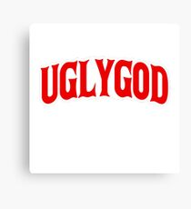 Ugly God Canvas Print