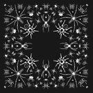 Spider Bandana Design by Mary Capaldi