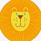 Sunshine Lion by Adam Regester