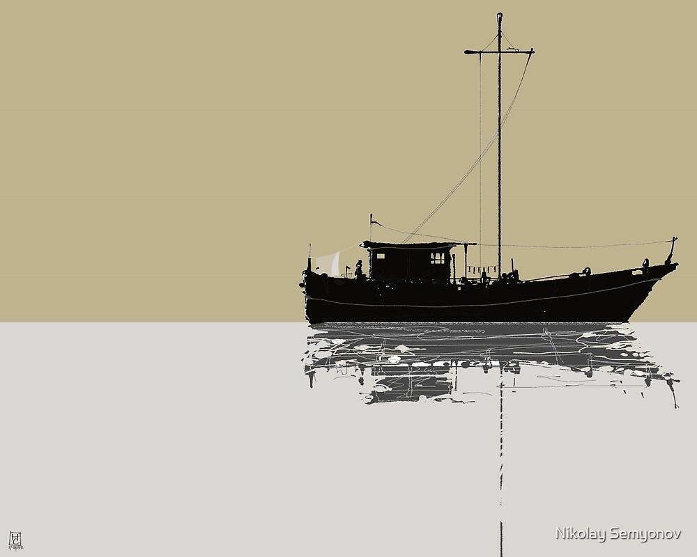 still by Nikolay Semyonov