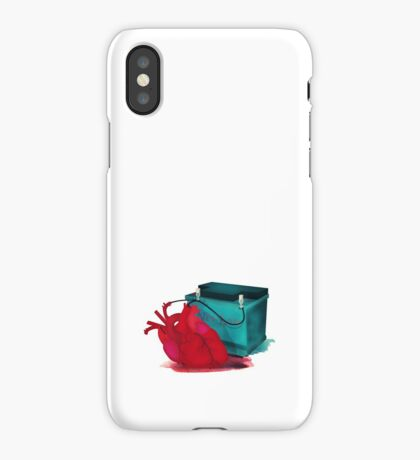 Jump start my heart iPhone Case