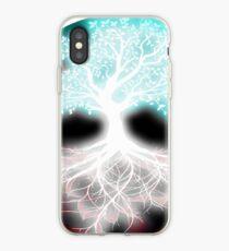 Shiagog white Tree iPhone Case