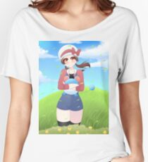 Lyra Pokemon Women's Relaxed Fit T-Shirt