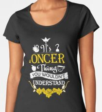 It's A Oncer Thing! Women's Premium T-Shirt