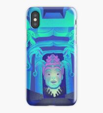 Temple of the forbidden eye iPhone Case/Skin