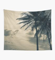 Queensland Palms Wall Tapestry