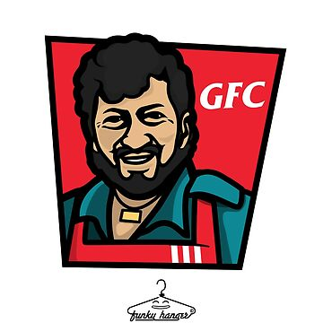 GFC - Gabbars Fried Chicken by funkyhanger