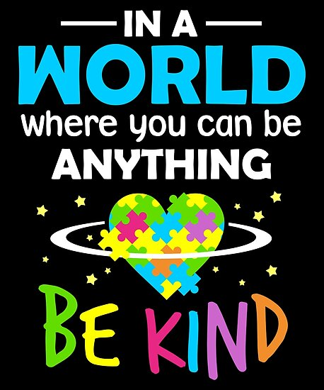 """""""Be Kind"""" Poster By VomHaus"""