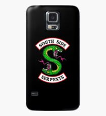 Riverdale South Side Serpents  Case/Skin for Samsung Galaxy
