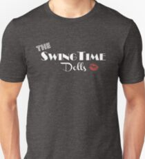 SwingTime Dolls Official Logo Slim Fit T-Shirt