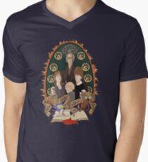 Look away V-Neck T-Shirt