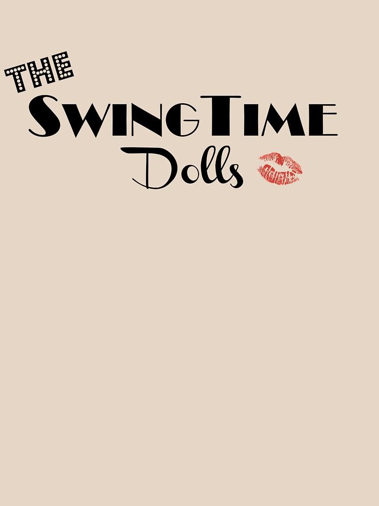 Official SwingTime Dolls Logo by SwingTimeDolls