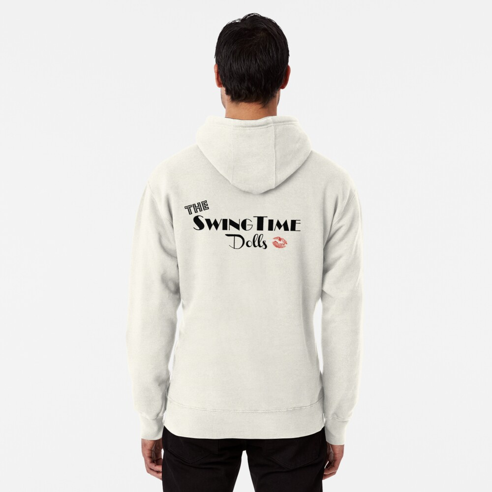 Official SwingTime Dolls Logo Pullover Hoodie