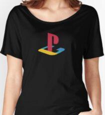 PC - logo parody Women's Relaxed Fit T-Shirt