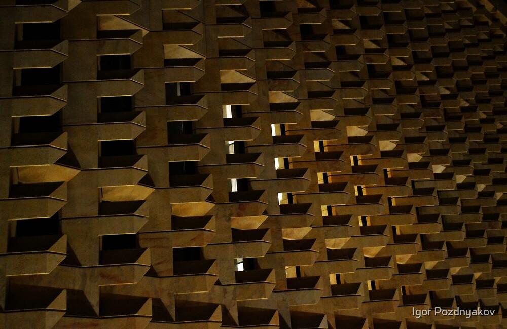Parliament Building Pattern. Valetta, Malta by Igor Pozdnyakov