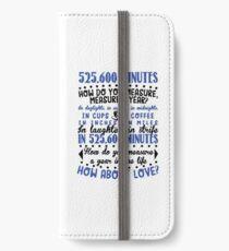 Measure In Love iPhone Wallet/Case/Skin