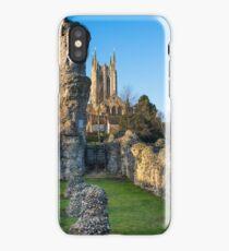 Bury St Edmunds Abbey, Suffolk iPhone Case