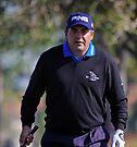 Masters Champion Angel Cabrera by Stephen Beattie