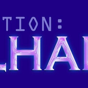 Destination: Valhalla by mrfictional