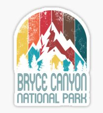 Bryce Canyon National Park Gift or Souvenir T Shirt Sticker