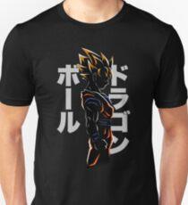 Katakana SSJ Slim Fit T-Shirt